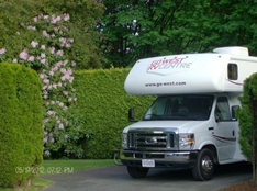 Go West RV Rental