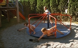 Climbing Structure and Slide